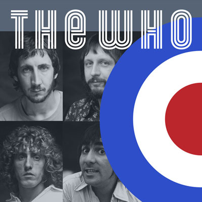 The Who – Limited Edition Signed Prints
